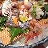 Sankairobataryouma - 料理写真:お刺身盛り合わせ