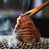 nihombashiitadaki - 料理写真:厚切りのタンも炭火でじっくりと