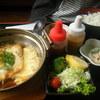 ワイズ - 料理写真:海老カツ定食