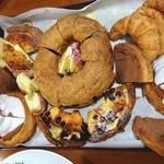 アンティーク - 菓子パン祭りになった。