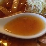 Ogikuborameneiryuuken - スープ