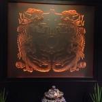 中国料理 「望海楼」 - おぉ〜なんか迫力ありますね!