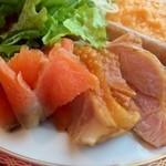 中国料理 「望海楼」 - ローストチキン様が非常に美味しい♡