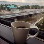 中国料理 「望海楼」 - 曇りでも気持ちの良い朝ですね(^.^)