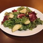 Italia Wine & Bar Cla' - 2013/8/29 三浦野菜のサラダ