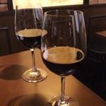 Italia Wine & Bar Cla' - 2013/8/29 シラー・バローネ・モンタルト、オルトレポ・パヴェーゼ・バルベーラ