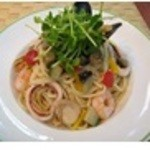 スパゲッティ食堂ドナ - ナポリ風ペペロンチーノ