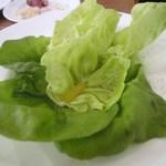 カルペディエム - グリーンサラダ