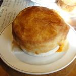 ハミングバード - 料理写真:パイ包み 鶏もも肉のチリソース煮