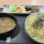 """わ可ば - """"つけ麺""""¥1,000"""