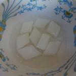中国料理バイキング 孫悟空 - 杏仁豆腐