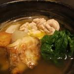 みや - 25年11月 甘鯛、海老芋、近江蕪