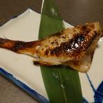 のどぐろ - のどぐろ塩麴焼き(1200円)