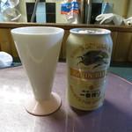 おでん め組 - ビールは何と300円台。