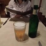 アゴスティーニ - まずはハートランドで乾杯♪ H25.3