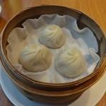 上海湯包小館 - 小龍湯包3個