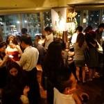 喃喃 - 1フロアーが見渡せる店内は、パーティーなどは一体感があり好評です!