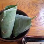 たんぽぽ - 山菜おこわ