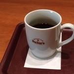 Becker's - ブレンドコーヒー(飲みかけでごめんなさい)