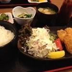 お食事処 大和屋 - これも絶品でしたよ。満足。