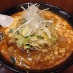 22558390 - 「野菜担々麺」730円