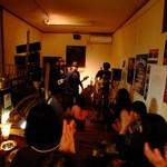 陽月 - 偶然、播東和彦さんのライブが行われていましたw