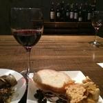 FLAT - ワインの種類は豊富です
