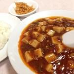 鴻翔中国料理 四川閣 - 米が止まらなくなる