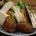 しゃぶしゃぶ SUMIKA - お野菜
