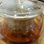 サニーカフェ - 紅茶
