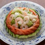 金葉 - 海鮮サラダ