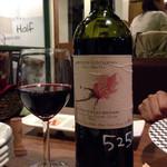 備長炭イタリアン 創 - 選んできたワイン