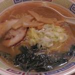 麺屋秀虎 - 中華そば(500円)
