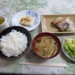 一龍食堂 - 日替り定食¥490