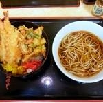 22570990 - 天丼セット¥590