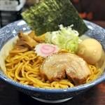 ぶぶか - 油味玉そば(大盛り)¥790
