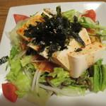 22572702 - 豆腐サラダ399円