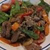 はな子の食卓 - 料理写真:牛焼肉ライス ¥650-