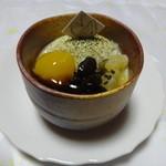パティスリー ドゥ・エ・タンドゥル - 豆乳のデザート400円