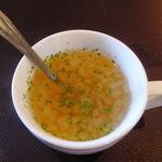 22574945 - セットのスープ