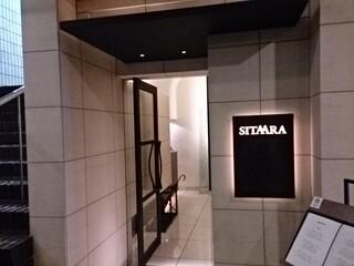 シターラ 青山店 - 門構え