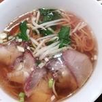 22578630 - 叉焼麺700円。