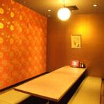 えこひいき - 座敷個室