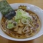 龍横健 - 2013年11月。そば小盛600円