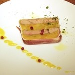 エクスキ - フォアグラと安納芋のプレッセ