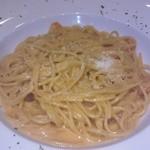 イタリアンハウス カフェ&バー - えびクリームパスタ