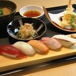 酒遊旬彩 千のすし - サービスランチ 880円
