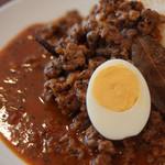 オカノカリー - スパイシーラム肉キーマカレー