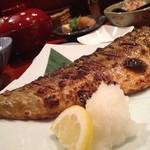 和彩弥 嶋川 - 日替わり和膳(鯖の塩焼き)