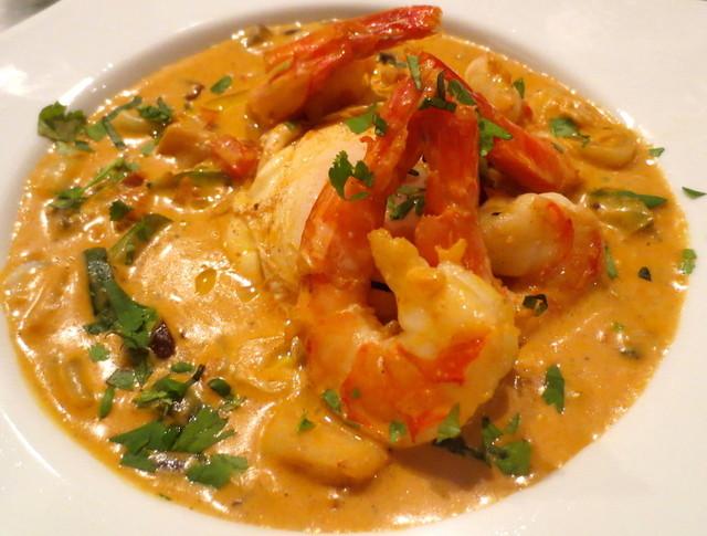 8cho - Chupe de Camarones ~ エビのピリ辛ミルク煮込みスープ ~